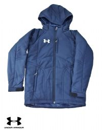 Junior Under Armour Padded jacket with hood (1248924-471)(Option 1) x9: £15.95
